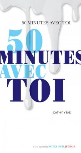 50 minutes avec toi, roman