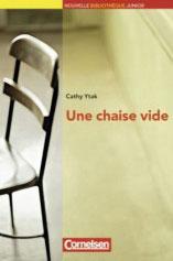 Une chaise vide, roman