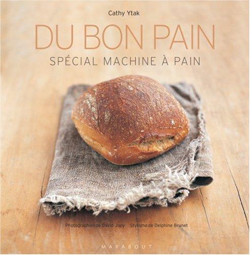 du bon pain, livre cuisine