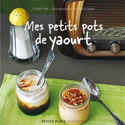 Mes petits pots de yaourts, livre cuisine