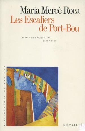 Les escaliers de Port-Bou
