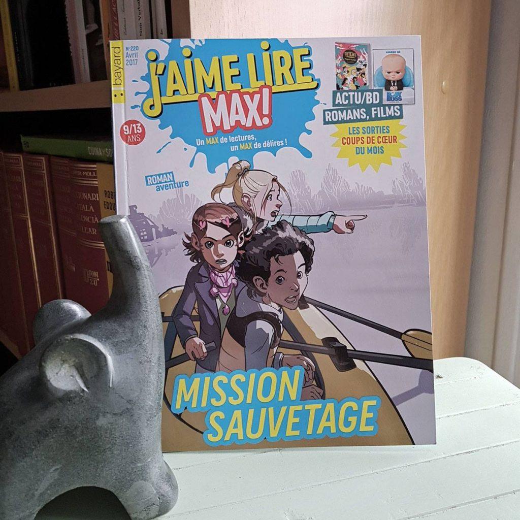 Mission sauvetage, magazine